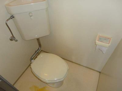 【トイレ】Plaza 116