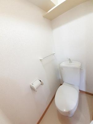 【トイレ】ドエルⅥ