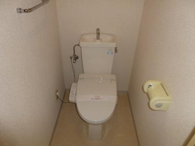 【トイレ】シティハイム八広