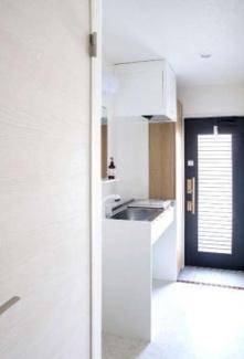 【キッチン】《2021年築!高稼働》川口市朝日4丁目一棟アパート