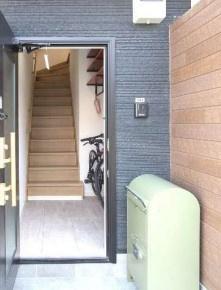 【玄関】《2021年築!高稼働》川口市朝日4丁目一棟アパート