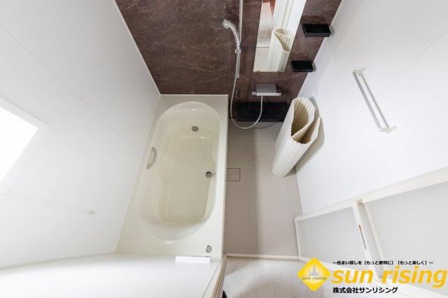 【浴室】武蔵村山市大南5丁目 中古戸建