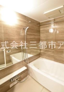 【浴室】ルヴェール多摩川(ルヴェールタマガワ)