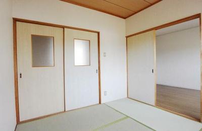 4.5帖の和室