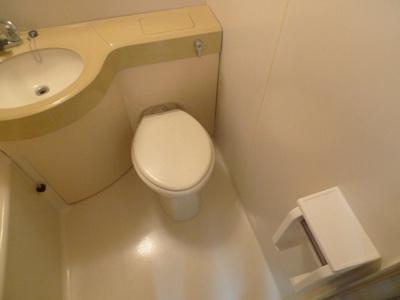 【トイレ】おぎくぼ本郷ビル