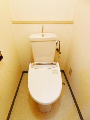 【トイレ】グリーンハイム諏訪の森