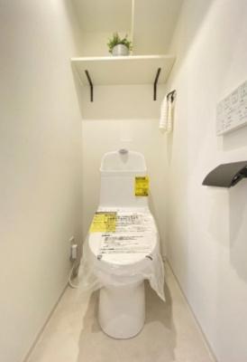 桜台武蔵野マンションのトイレです。