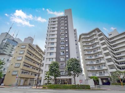 「桜台武蔵野マンション」の外観です。