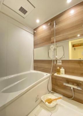 桜台武蔵野マンションのお風呂です。