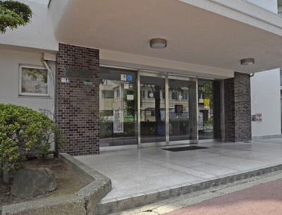 「桜台武蔵野マンション」のエントランスです。