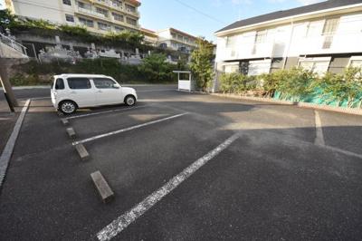【駐車場】セジュールTAKAMI C棟
