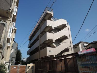 総戸数12戸、昭和39年6月築、自主管理物件です。