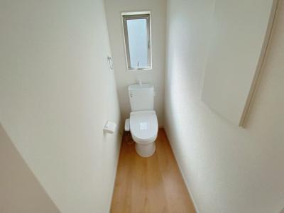 1Fと2Fにトイレ確保