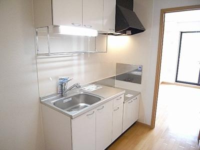 【キッチン】サンパレス21 C