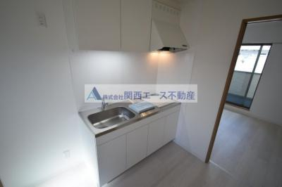 【キッチン】ウイルコート氷野