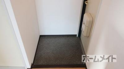 【玄関】トレンディア松原