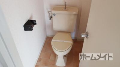 【トイレ】トレンディア松原