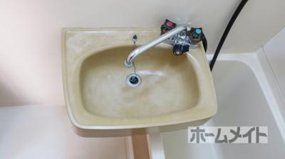 【洗面所】トレンディア松原