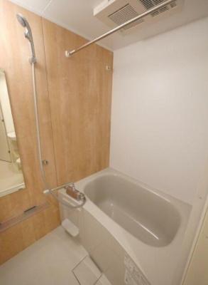 【浴室】ライトテラス中野坂上