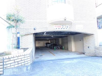 【駐車場】オネスティ船橋7番館
