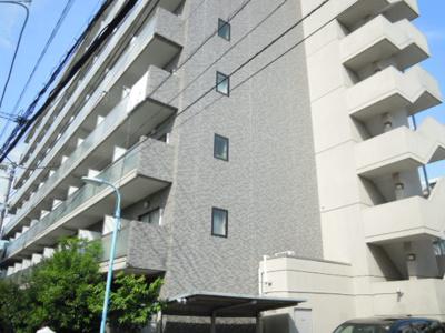 鉄筋コンクリート造のガッチリとしたマンション☆