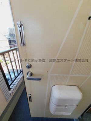 【玄関】JOマンション