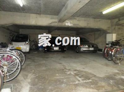【駐車場】小淀マンション
