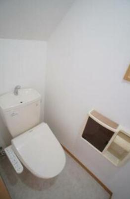 【トイレ】所沢市中新井2丁目 平成18年築
