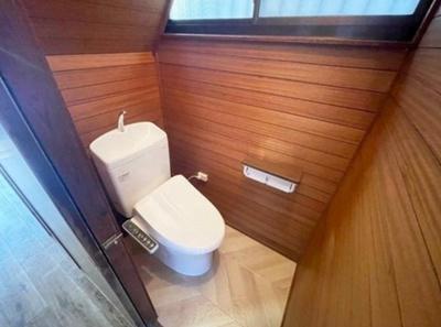 【トイレ】所沢市久米