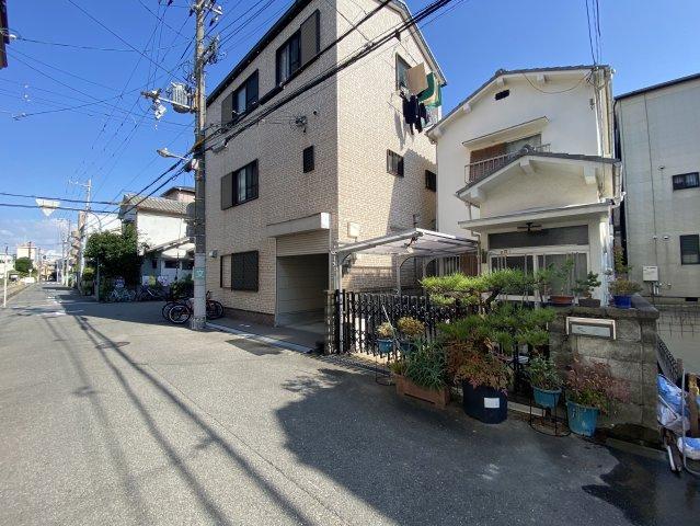 【前面道路含む現地写真】Axia Home【酉島】