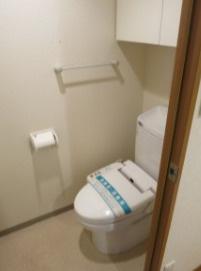 【トイレ】ニューシティアパートメンツ三ノ輪