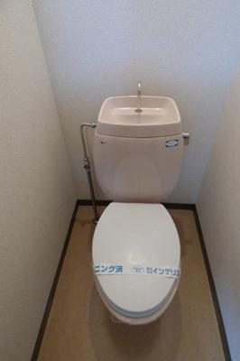 【トイレ】エターナルハイツ