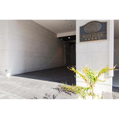 【エントランス】メインステージ板橋蓮根Ⅱ