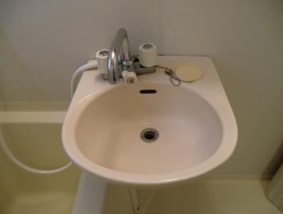 【浴室】ソミュール野方