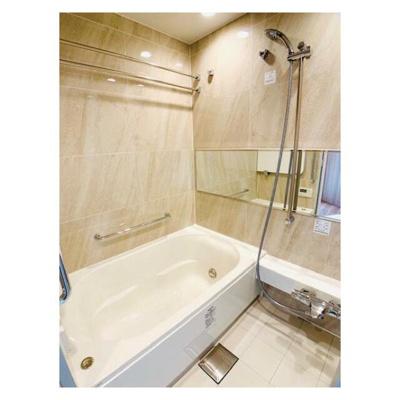 【浴室】Brillia Tower上野池之端
