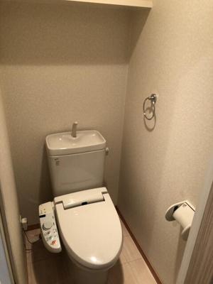 【トイレ】フォレストコート姪浜