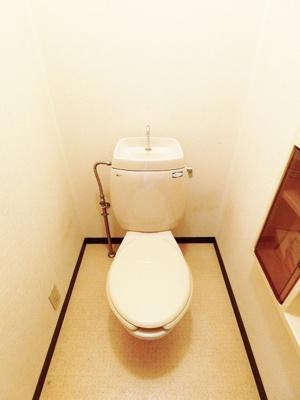 【トイレ】バンガードコート浜寺