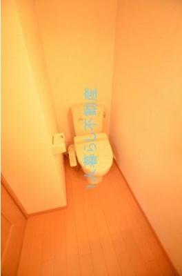 バストイレ別です