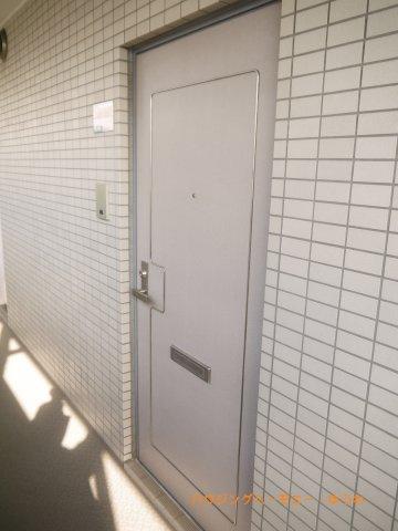 【玄関】パーク・ノバ巣鴨