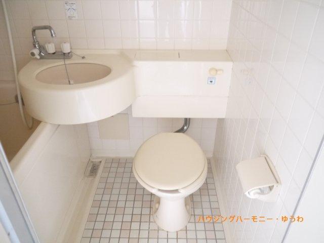 【トイレ】パーク・ノバ巣鴨