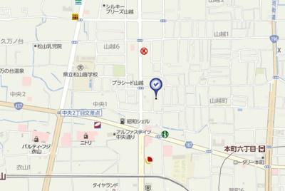 【周辺】緑風館中央