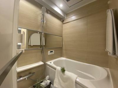 浴室暖房乾燥機付き 多機能シャワーヘッド(イオンミスト付)