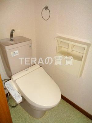 【トイレ】フェリエ