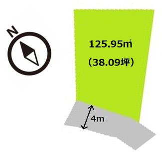 【区画図】市原市市原 土地 八幡宿駅