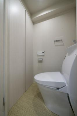 【トイレ】メガロン大井町