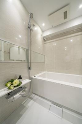 【浴室】メガロン大井町