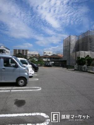 【駐車場】アルバ・美合