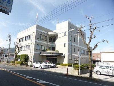 高知県土佐警察署まで1100m