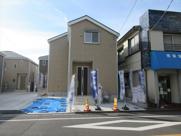 福生市加美平1丁目 新築戸建全4棟の画像