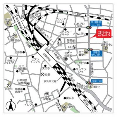 【地図】K2